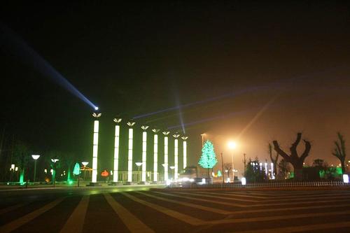 节能环保太阳能景观灯