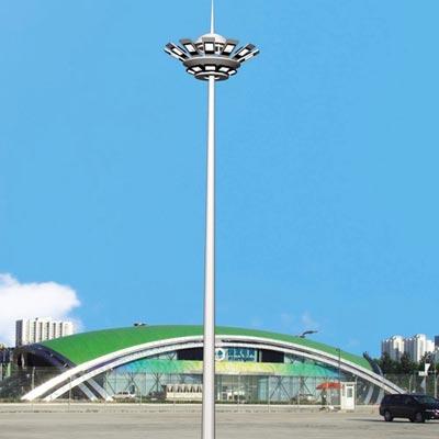 节能太阳能高杆灯