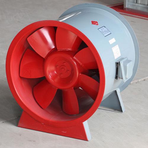 HTF消防高温排烟轴流风机