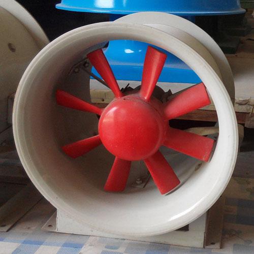 玻璃鋼軸流風機
