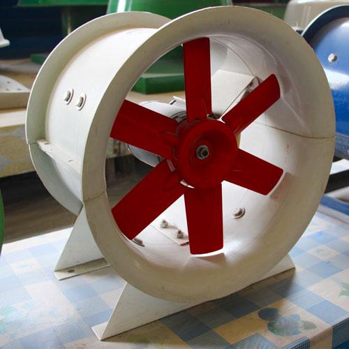 低噪聲軸流風機