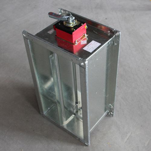 電動排煙防火閥