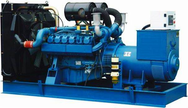 德国MAN柴油发电机组