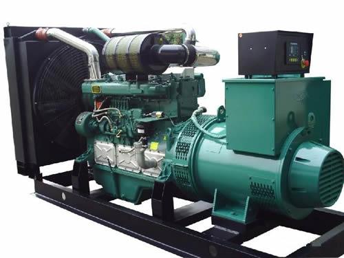西安沃尔沃柴油发电机组