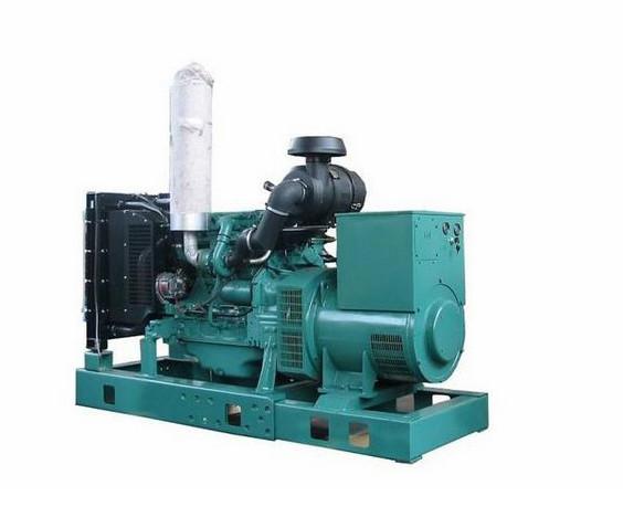 沃尔沃柴油发电机组图