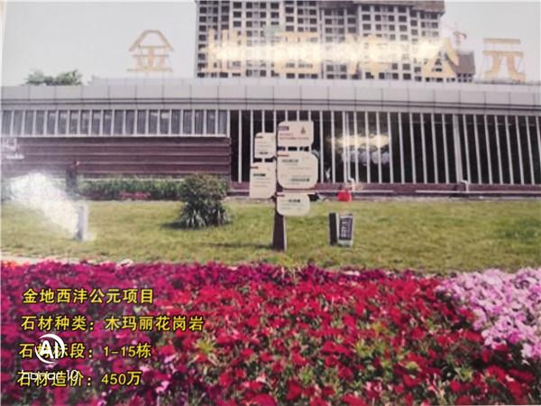 易胜博官网网站天然易胜博体育官网合作案例金地西沣公元项目