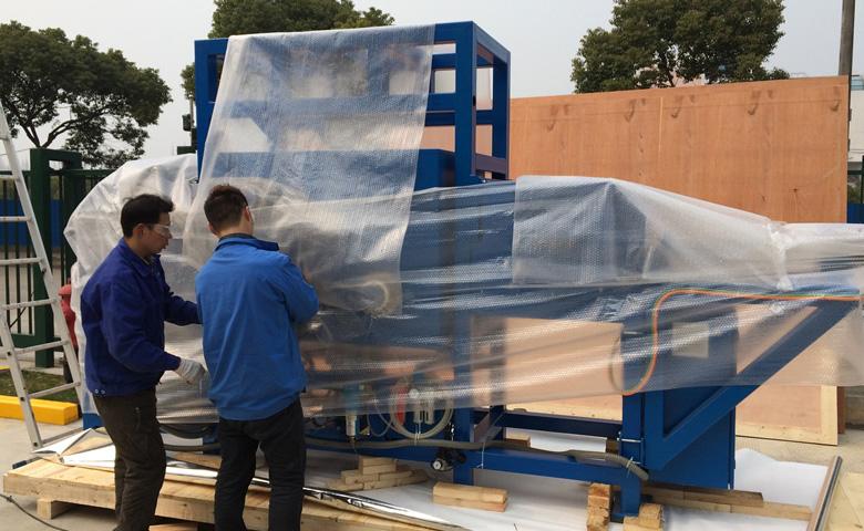 成都木托盘生产销售工程案例