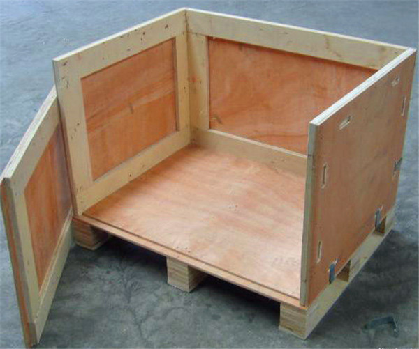 成都复合木胶箱