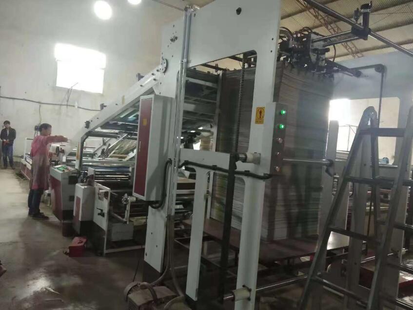 陕西瓦楞纸板生产设备