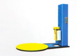 KCR1650Y自动预拉缠绕包装机