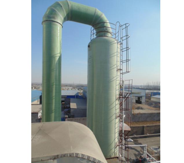脱硫除尘设备安装