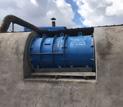 内蒙古额尔古纳市脱硫风机实物图