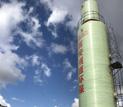 内蒙古额尔古纳市拉布大林县脱硫风机及脱硫塔现场图