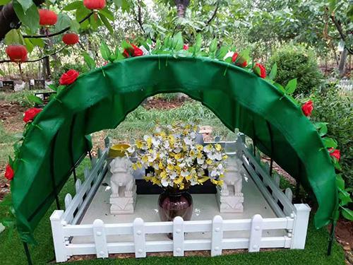 天使宠物墓园