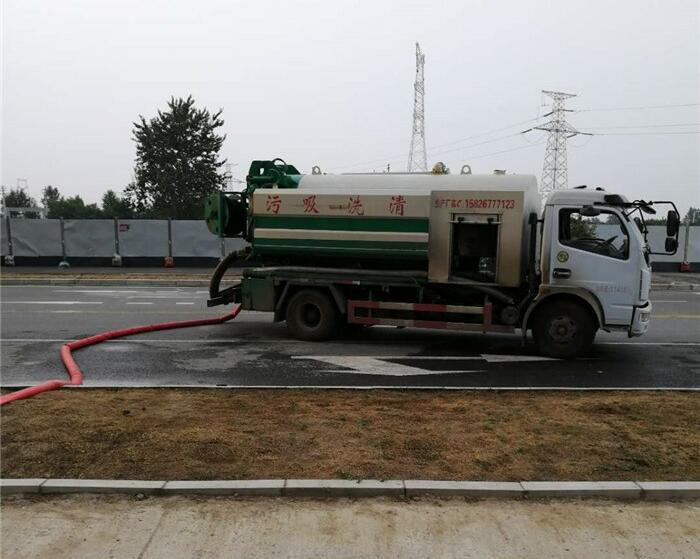 西安水池消毒清洗厂家吸污清洗