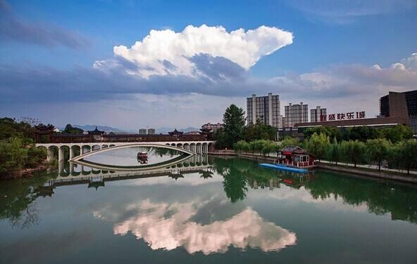 陕西园林景观