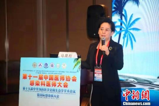 """中国学者十年研究""""抗真菌感染"""" 研究领域获得新突破"""