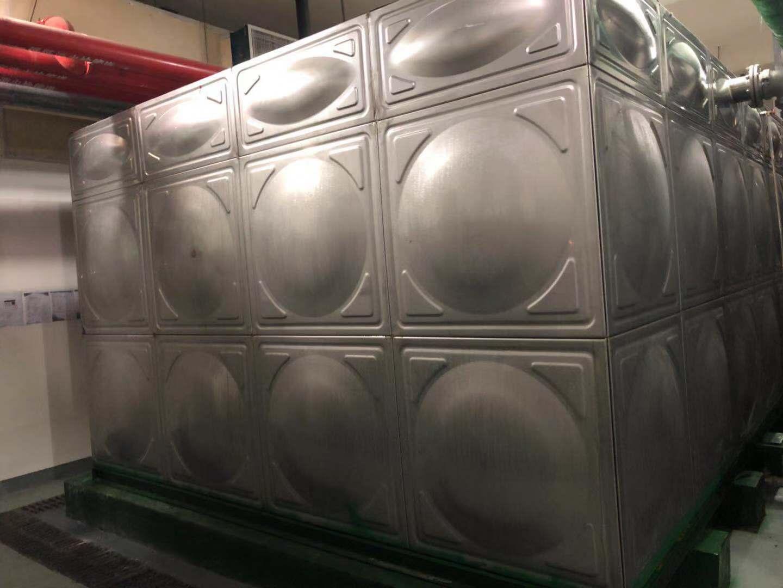 水箱消毒清洗的必然性,步骤是什么呢?