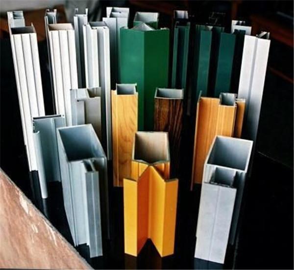 铝合金型材装饰材料