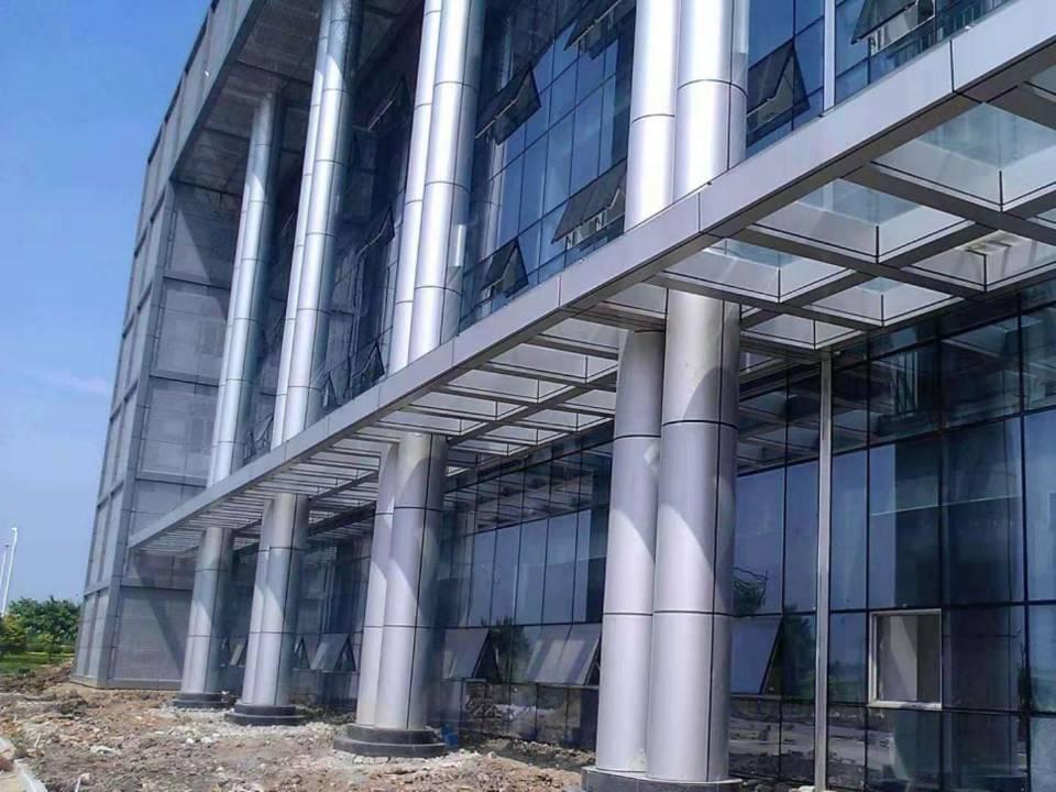 西安玻璃幕墙工程