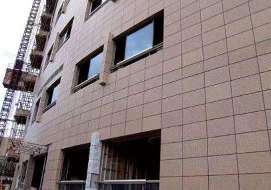 陕西石材幕墙工程