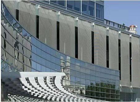 陕西玻璃幕墙工程