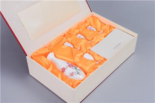 精装纸盒定制客户寄语