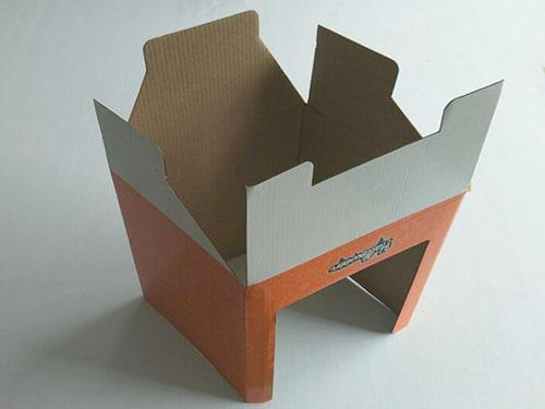 四川瓦楞彩盒制作