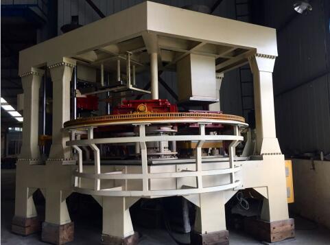四川造型机案例展示