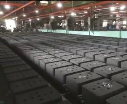 四川水平造型线设备加工