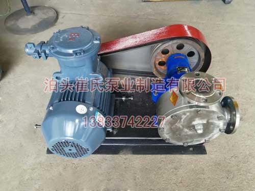 高粘度不锈钢泵
