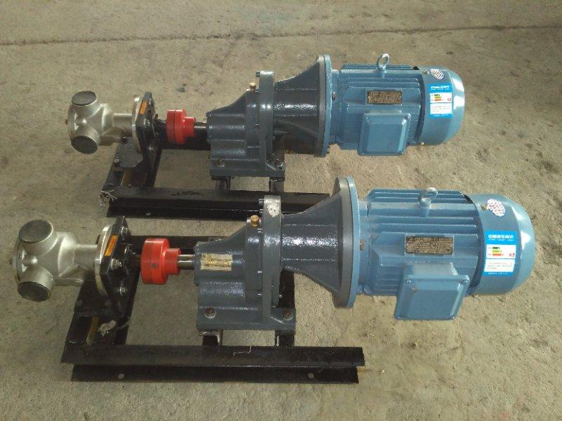NCB齿轮油泵