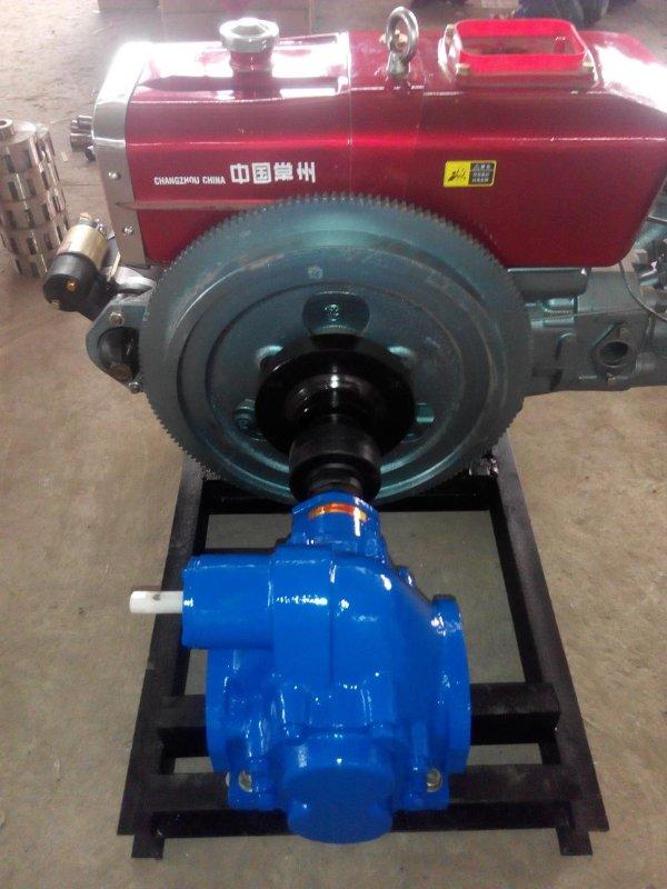 KCB一200柴油机输送泵