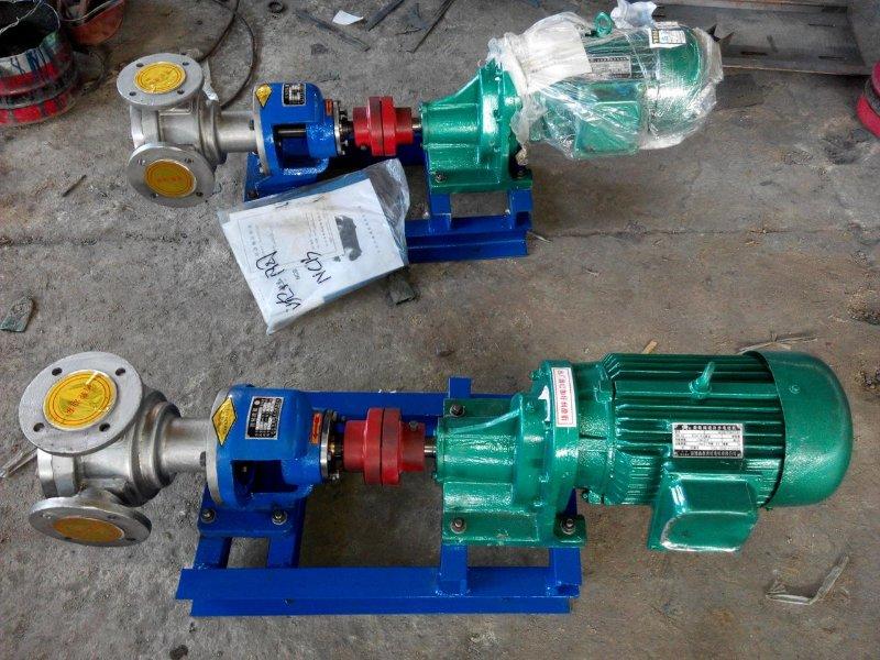 高粘度泵厂家