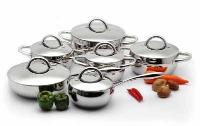 不锈钢厨具优点