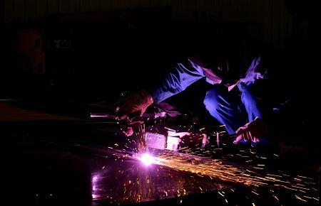 不锈钢加工-焊接工艺