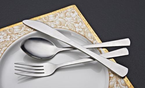 不锈钢餐具的禁忌