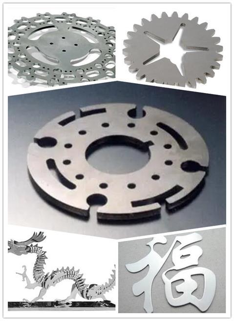 不锈钢任意平面图加工
