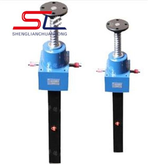 螺旋丝杆升降机正常运转的基本要求