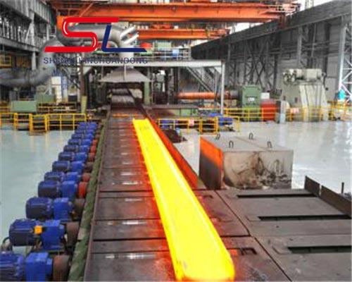 晟联产品在轨梁生产线的应用