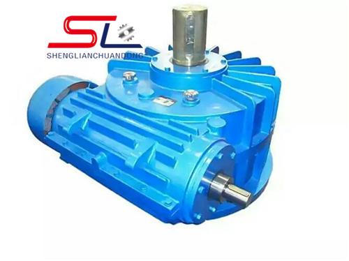 WHC蜗轮减速机