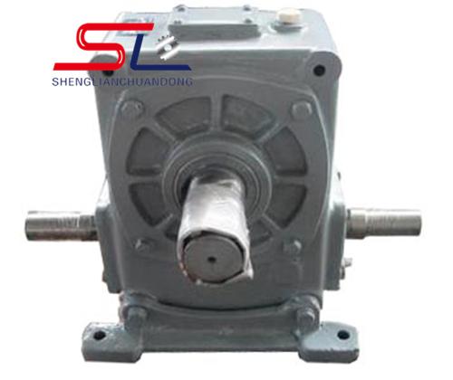 WHT蜗轮蜗杆减速机