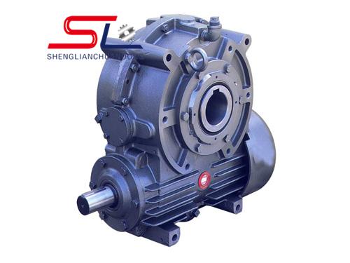 SCW系列轴装式蜗轮蜗杆减速机