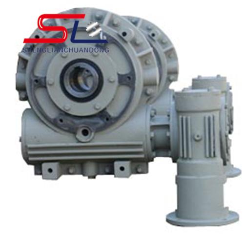 SCW系列双级蜗轮蜗杆减速机