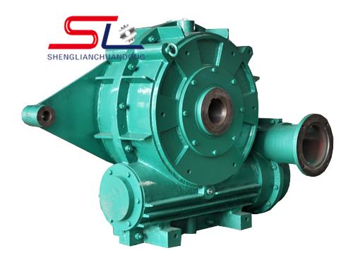 SCW双级轴装式蜗轮蜗杆减速机