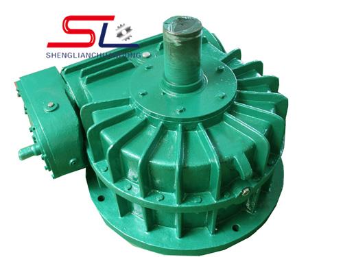 GCWS双级蜗轮蜗杆减速机
