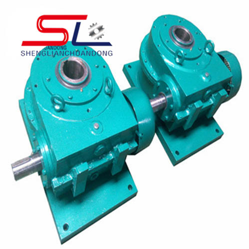 非标轴装式蜗轮蜗杆减速机