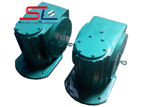A125汽车检测线蜗轮蜗杆减速机
