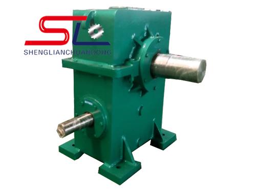 PW焊接平面二次包络减速机
