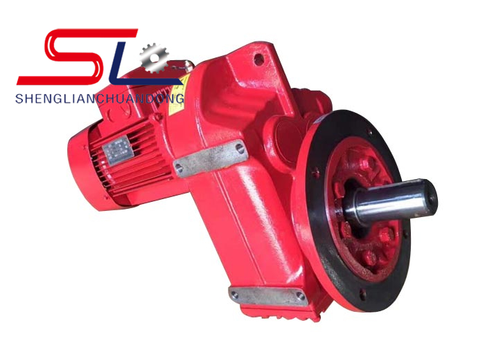 F系列平行轴斜齿轮减速机